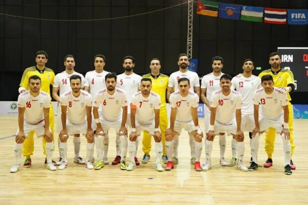 مقایسه فهرست تیم ملی فوتسال ایران در جام جهانی 2016 و 2021