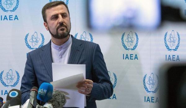 غریب آبادی سفر گروسی به تهران را تایید کرد